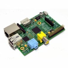 Raspberry Pi Model B  Running at 700MHz, with 512Mb of RAM