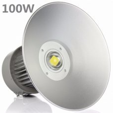 High bay LED Led lamp 100W 6000K cold white PF0,95 100% REAL POWER