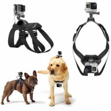 Hound Dog Fetch Harness Chest Strap Belt Mount For GoPro Hero 4 3+3 2Camera