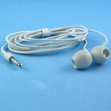 Miniauriculares para el iPod (color blanco)