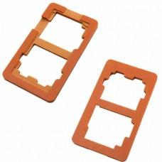 Molde reparacion y encolado LCD   Iphone 6splus  5,5
