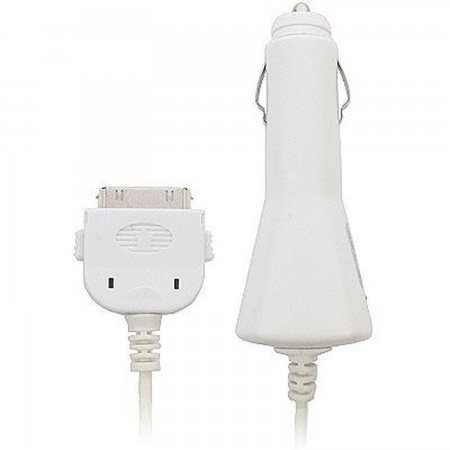 Cargador coche para iPhone/iPhone 3G/iPhone 3Gs/ iPod TOUCH/iPod Touch 2 CABLES Y ADAPTADORES IPHONE 2G  4.20 euro - satkit