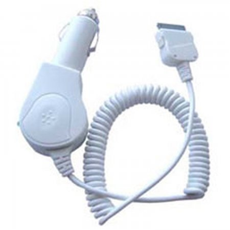 Cargador coche para iPod CABLES Y ADAPTADORES IPHONE 2G  1.00 euro - satkit