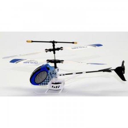 HELICOPTERO IR CONTROL MODELO 8087 (COLOR AZUL) HELICOPTEROS RC / DRONES  15.00 euro - satkit
