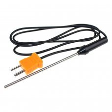 K type temperature sensor with tube TP02, from -40º to 750º