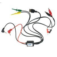 Cables fuente alimentacion regulable EXCEL