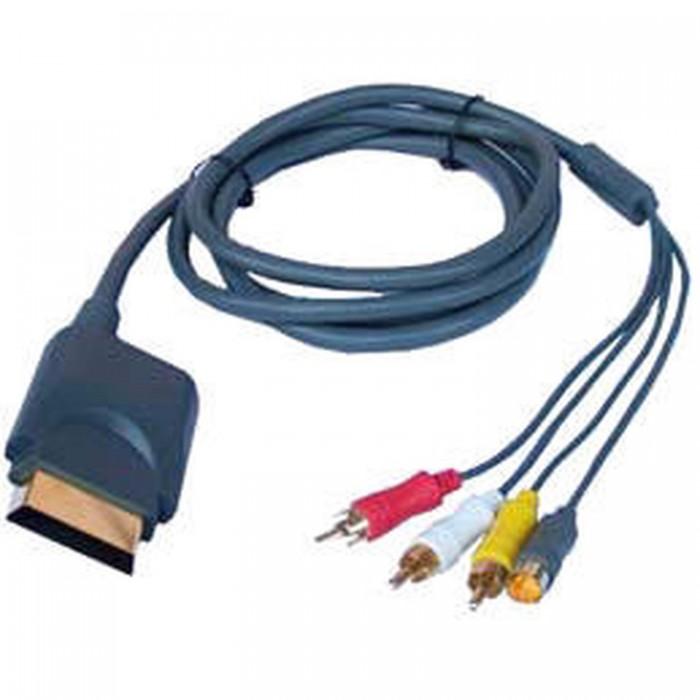Cables Y Adaptadores Xbox 360 Comprar Cable S Video Av