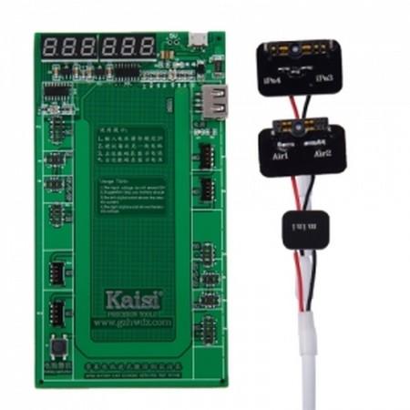 Kaisi K9202 iPhone Battery Charger 4G/4S/5/5c/5s/6/6+ e Ipad 2/3/4/5(air)/mini1/mini2 IPHONE 5S Kaisi 18.00 euro - satkit