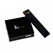 KII Pro doble sintonizador DVB-S2+DVB-T2 Android 5.1 TV Box 2GB/16GB Amlogic S905 Quad-core 4K 2.4G&5G Dual Wifi