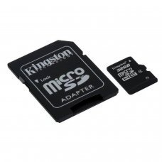Kingston Clase 4 Micro SDHC (TransFlash) 32GB