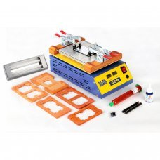 KIT  MLINK LCD1 LCD separator Machine Hot Plate for Screen Glass Repair+ accessories + mould
