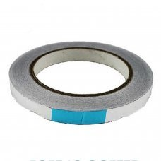 Adhesive Tape Aluminium 10 mm  50 meters
