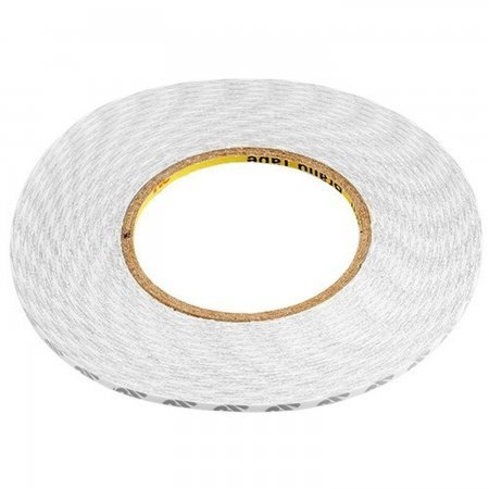 Adhesive Tape double side 3M , 2mm ,50 meters Scotch tape  3.00 euro - satkit
