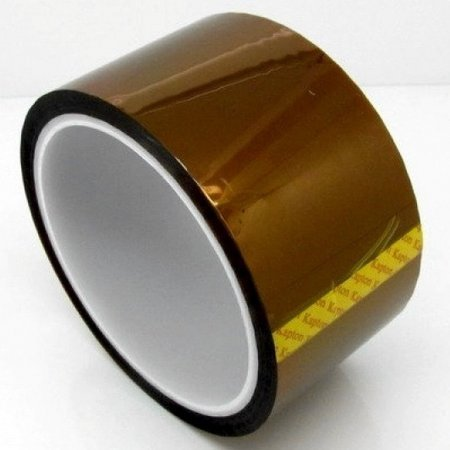 Cinta adhesiva Kapton 50mm (resitente al calor) Cinta adhesiva  7.00 euro - satkit