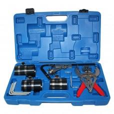 Piston Ring Service Tool Set Compressor Cleaner Pliers Repair Kit