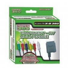 Component AV Multi Cable for Xbox 360