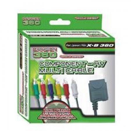 Component AV Multi Cable for Xbox 360 Equipos electrónicos  4.95 euro - satkit