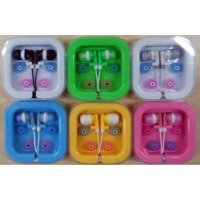 Auriculares para el iPod/MP3/MP4 etc..