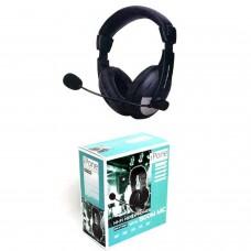 Auriculares con Microfono y control de volumen