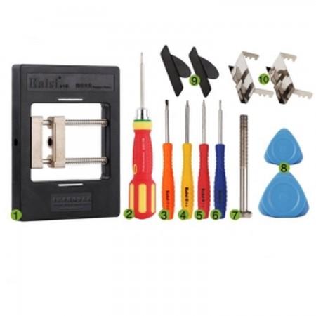 KS-1200 2 in 1 Precision BGA Fixture / Motherboards Clamp with Screwdrivers Tool Set Tool kits  7.00 euro - satkit