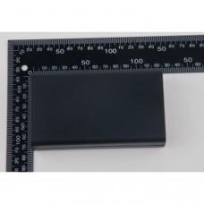 Plastic Project box 124x70x28mm