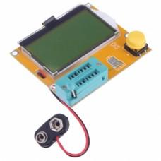LCR-T4 Tester transistor, condensadores, ESR, Inductancia, Resistencia, NPN, PNP ,MOS