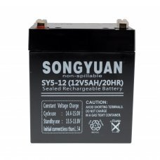 Lead  Battery 12V / 5Ah SY5-12