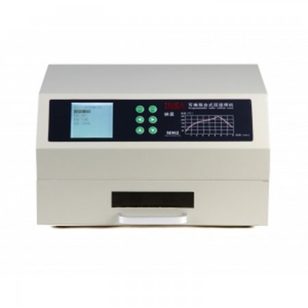 M962  INFRARED IC HEATER REFLOW WAVE OVEN Reflow ovens  250.00 euro - satkit