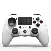 Wireless Game Controller Joystick WHITE Gamepad For PS4 Sony Playstation 4 DOUBLESHOCK 4