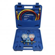 Pressure gauge VMG-2-R410A designed for refrigeration and air conditioning systems