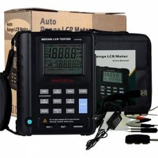 Mastech MS5308 LCR medidor de puente digital , instrumento profesional para medir inductancia, capa