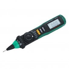 Mastech MS8211D Digital Multimeter Pen-Type Tester , LCD 3/4 Digital Auto range AC/DC/ohm/continuity/amperium polymeter