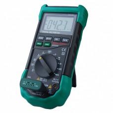 Mastech MS8268 multimetro digital, LCD 3/4  Digital Autorango AC/DC/uF/Hz polimetro