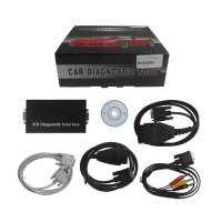 MB Carsoft 7.4 Multiplexer ECU Chip Tunning MCU Controlled Interface for Mercedes Carsoft 7.4