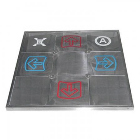 Pista de baile metálica TX-4000 [PS2/XBOX/PC] MANDOS SONY PSTWO  85.00 euro - satkit