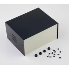 Metal Project box 180x145x90mm