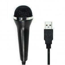 USB Universal Microphone compatible with PS4, PS3, Xbox One, Xbox 360, Wii, Wii U, PC