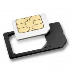 Adaptador Microsim a SIM