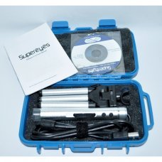Microscope Supereyes B010 USB 2 Megapixel HD 400X + support