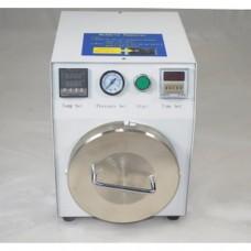 Mini High Pressure Autoclave OCA Adhesive Sticker LCD Bubble Remove Machine