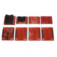 Pack Zocalo especiales programador TL866CS/A incluye TSOP48 y SOP40 a DIP40 ,Y MAS