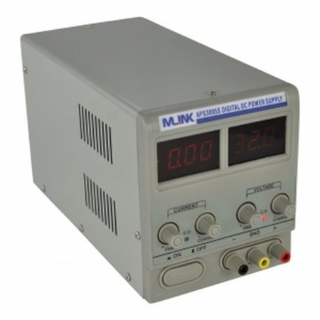 MLINK APS3005S 30V, 5A Digital Maintenance Power Supply Source feed Mlink 45.45 euro - satkit