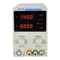 MLINK DPS3005 30V, 5A Digital Maintenance Power Supply