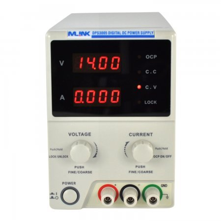 MLINK DPS3005 30V, 5A Digital Maintenance Power Supply Source feed Mlink 46.00 euro - satkit