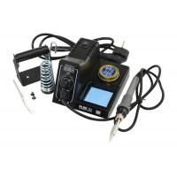 MLINK S1 Solder Station 60W Digital LED Temp Display, 90-480 ° C, Temperature Locking Function, Sleep Function, including Spare & Tips