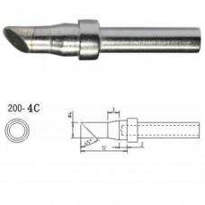 Mlink S4 MOD 200-4C Repuesto punta soldador