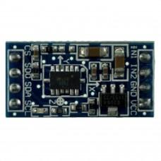 Acelerómetro de 3 ejes MMA7455 [Arduino Compatible]
