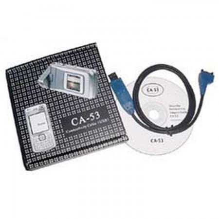 Cable datos USB  para Nokia CA-53 valido para E60/E61/E70/N70/N71/ N80/ N90/3250/ 6111/7370 NOKIA  5.94 euro - satkit