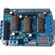 Motor Drive Shield Expansion Board L293D For Arduino  Mega2560 y  UNO