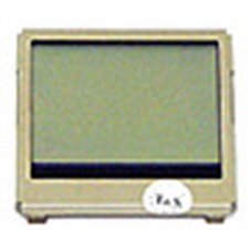 Motorola V66 LCD Display with frame and rubber pipe